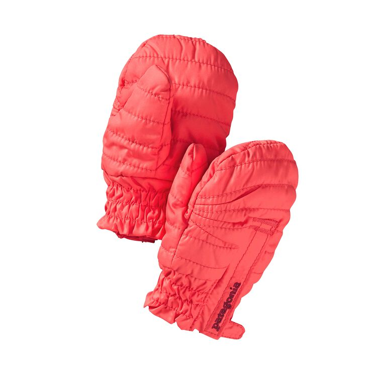 BABY PUFF MITTS, Indy Pink (IDYP)