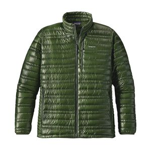 M's Ultralight Down Jacket, Buffalo Green (BUFG)