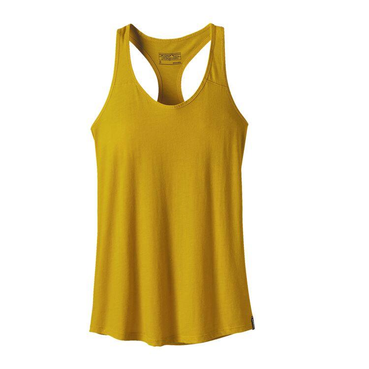 W'S LW LAYERING TANK, Sulphur Yellow (SULY)