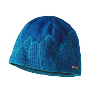 Kids' Beanie Hat, Crystal Edge: Deep Sea Blue (CYDE)