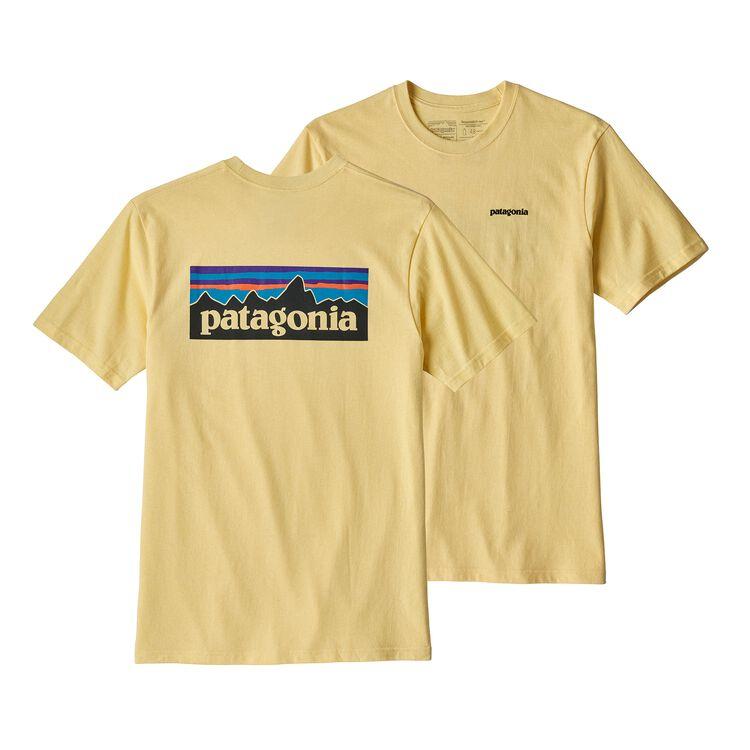 M'S P-6 LOGO RESPONSIBILI-TEE, Crest Yellow (CSTY)