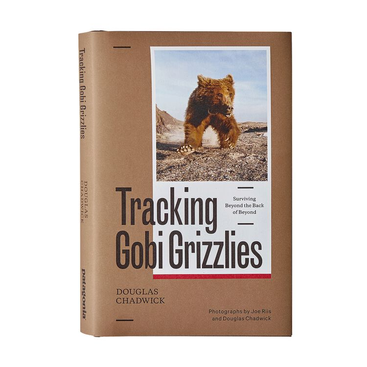 『Tracking Gobi Grizzlies: Surviving Beyond The Back Of Beyond』ダグ・チャドウィック著 /英語版, multi (none-000)