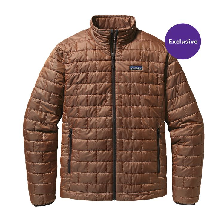 M'S SPECIAL EDITION NANO PUFF JKT, Rusted Iron (RIRN)