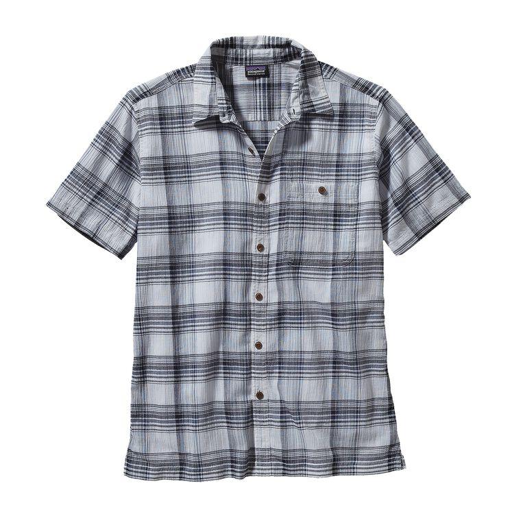 メンズ・A/Cシャツ, Ventana: Navy Blue (VTNB)