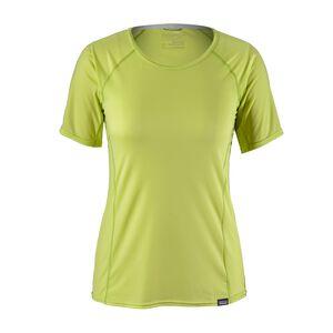W's Capilene® Lightweight T-Shirt, Celery Green (CELG)