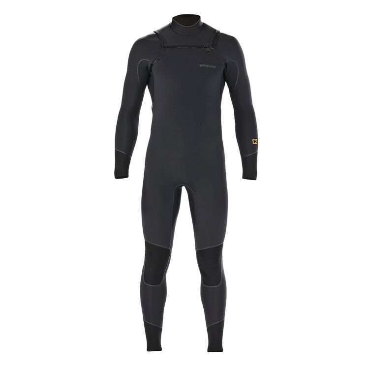 M'S R3 FZ FULL SUIT, Black (BLK)