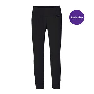 W's Merino Thermal Weight Bottoms, Black (BLK)