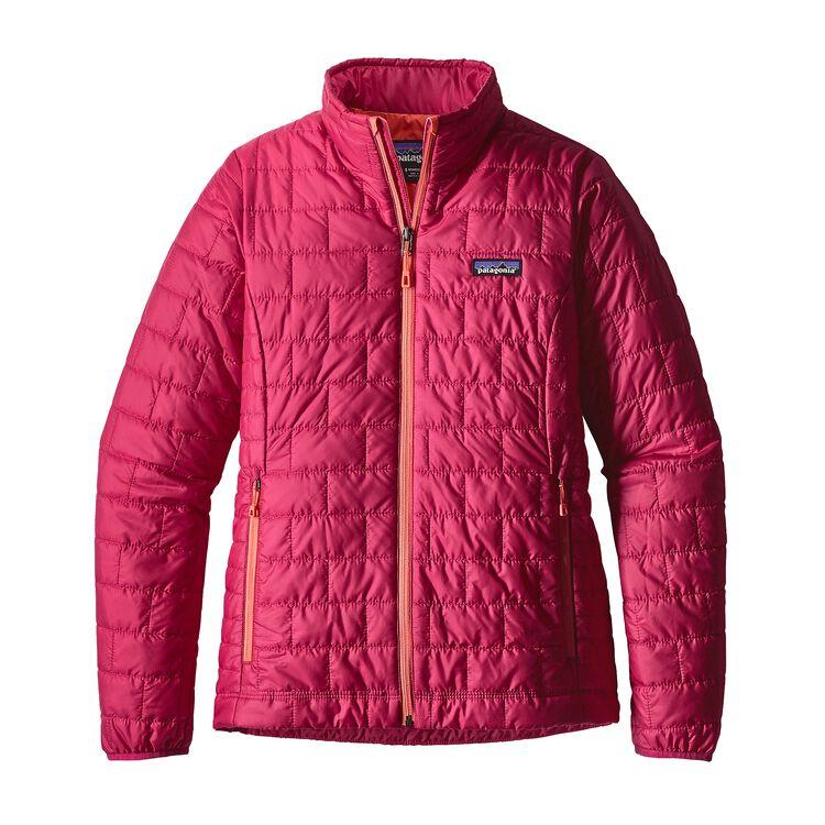 W'S NANO PUFF JKT, Craft Pink (CFTP)
