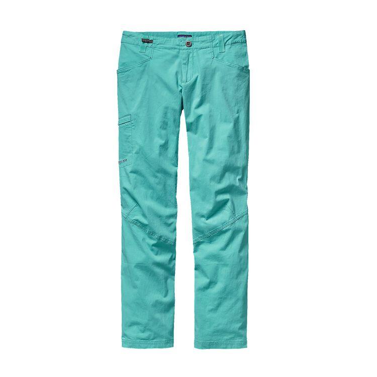 W'S VENGA ROCK PANTS, Howling Turquoise (HWLT)