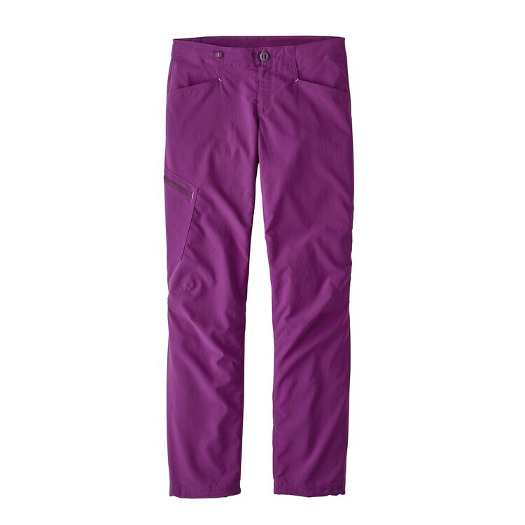 W'S RPS ROCK PANTS, Geode Purple (GEOP)