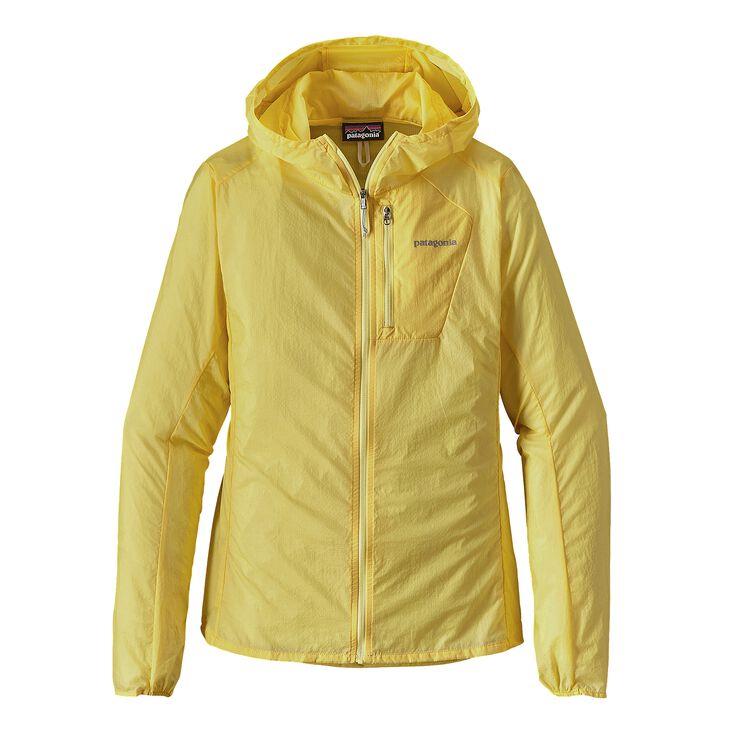 ウィメンズ・フーディニ・ジャケット, Yoke Yellow (YKYW)