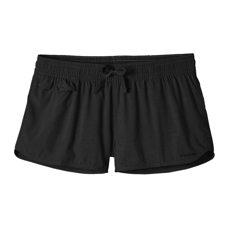 W'S LIGHT AND VARIABLE BOARD SHORTS, Black (BLK)