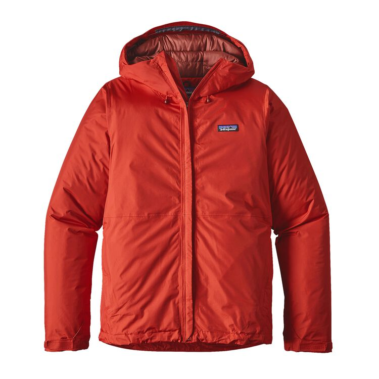 M'S INSULATED TORRENTSHELL JKT, Ramble Red (RMBR)
