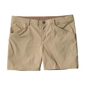 """W's Quandary Shorts - 5"""", El Cap Khaki (ELKH)"""