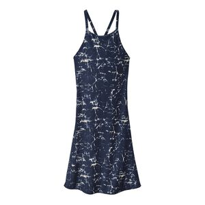 W's Sliding Rock Dress, Crackle: Classic Navy (CRKC)