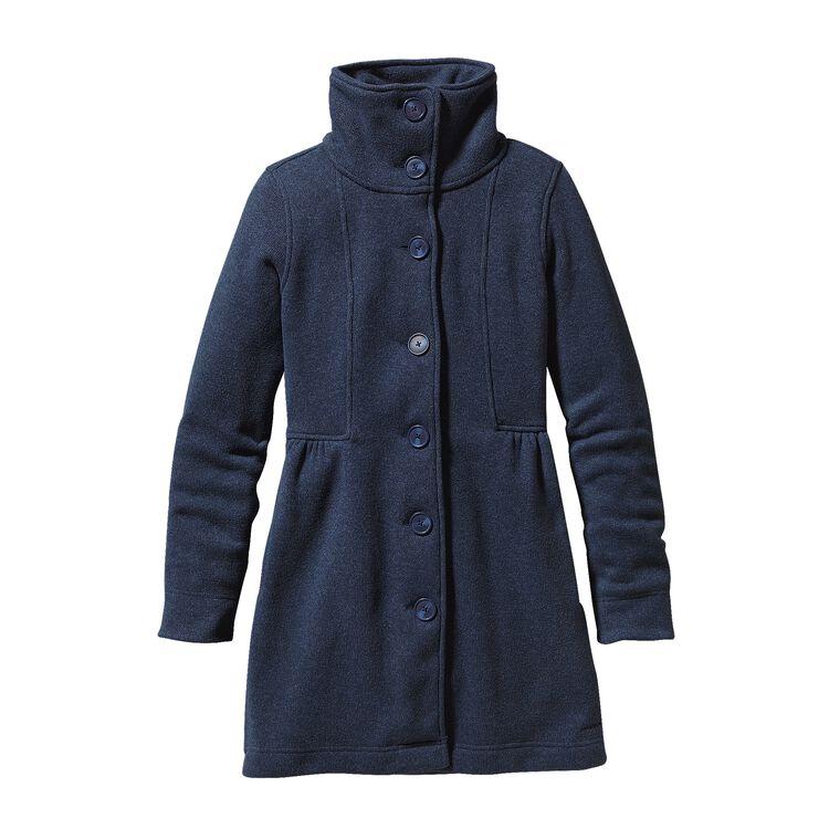 W'S BETTER SWEATER COAT, Classic Navy (CNY)