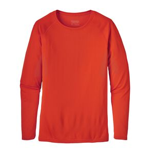 M's Long-Sleeved Slope Runner Shirt, Paintbrush Red (PBH)