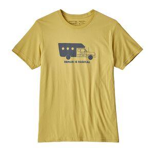 メンズ・リペア・イズ・ラディカル・オーガニック・Tシャツ, Limestone (LMST)