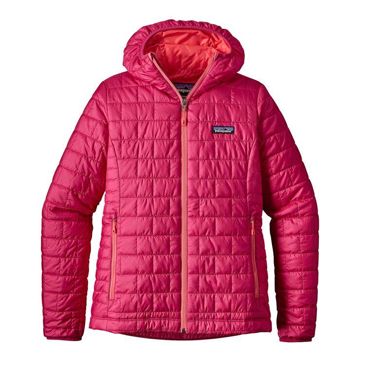 W's Nano Puff® Hoody, Craft Pink (CFTP)