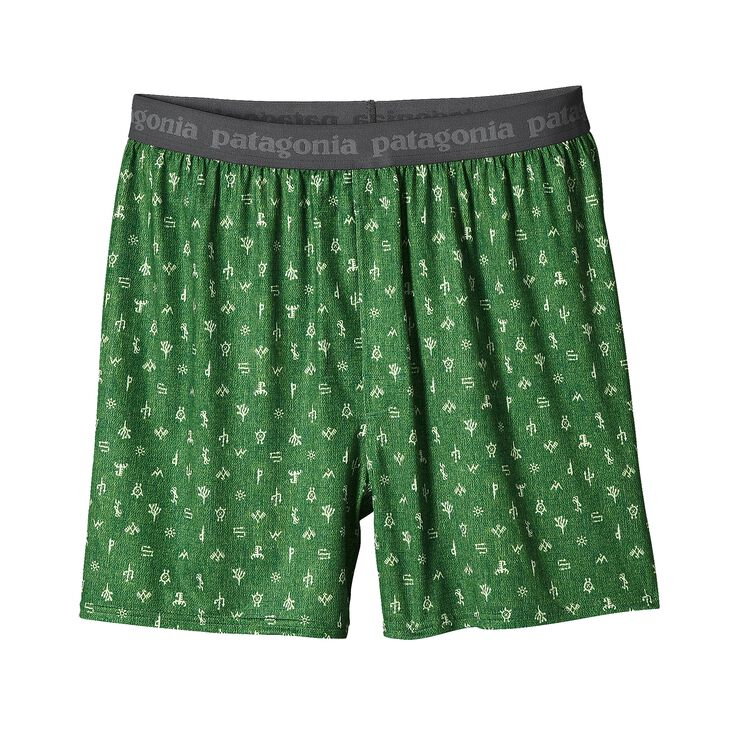 M'S CAP DAILY BOXERS, Scorpo: Myrtle Green (SMYG)