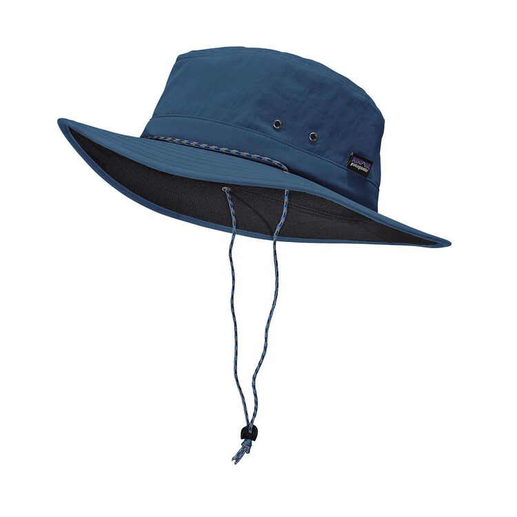 TENPENNY HAT, Glass Blue (GLSB)
