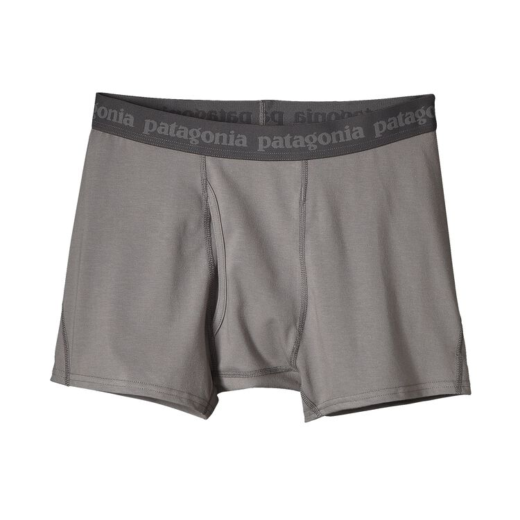 M'S EVERYDAY BOXER BRIEFS, Feather Grey (FEA)
