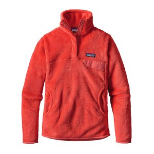 W's Re-Tool Snap-T® Pullover, Carve Coral - Spiced Coral X-Dye (CVSX)