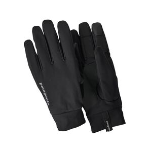 WIND SHIELD GLOVES, Black (BLK)