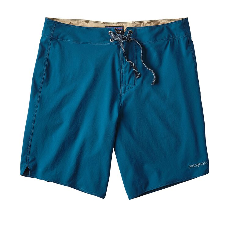 M'S LIGHT AND VARIABLE BOARD SHORTS - 18, Big Sur Blue (BSRB)