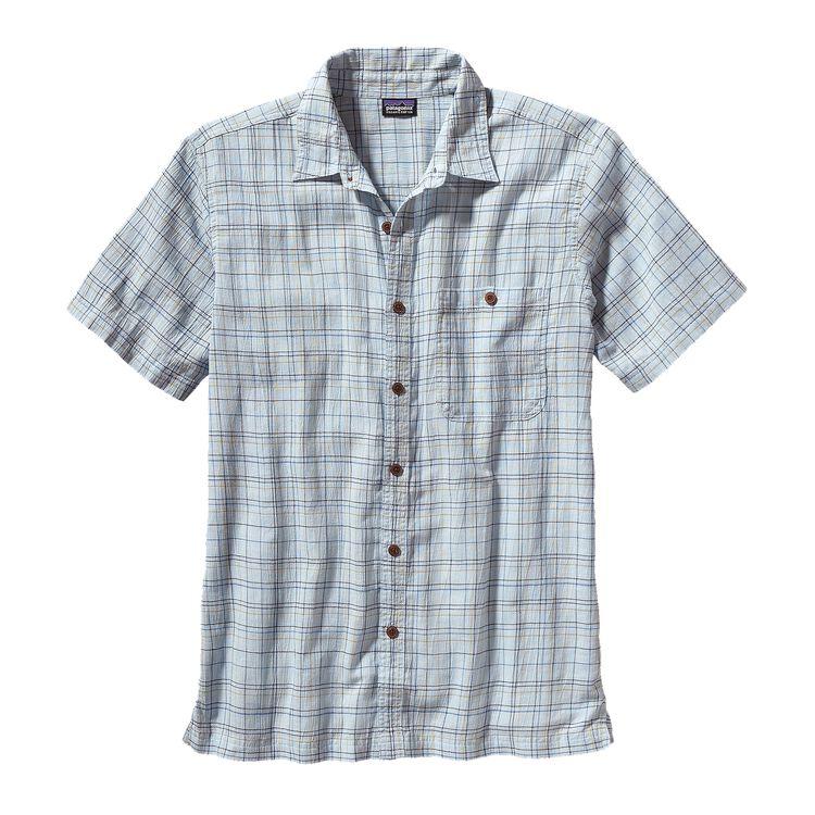 メンズ・A/Cシャツ, Murietta: Ion Blue (MUIB-692)