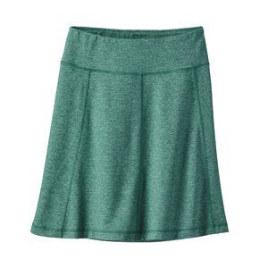 W's Seabrook Skirt, Gem Green (GEMG)
