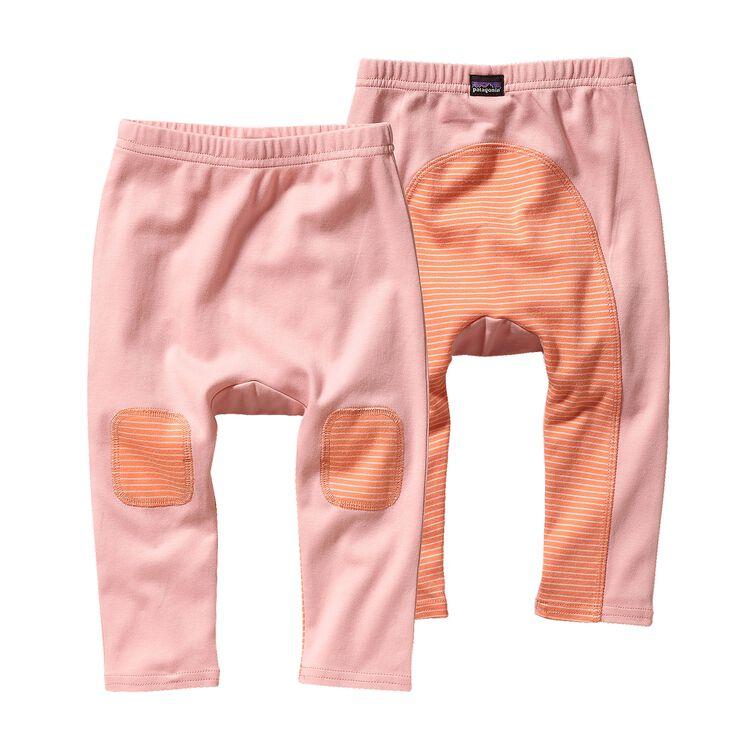 ベビー・コージー・コットン・パンツ, Feather Pink (FEAP)