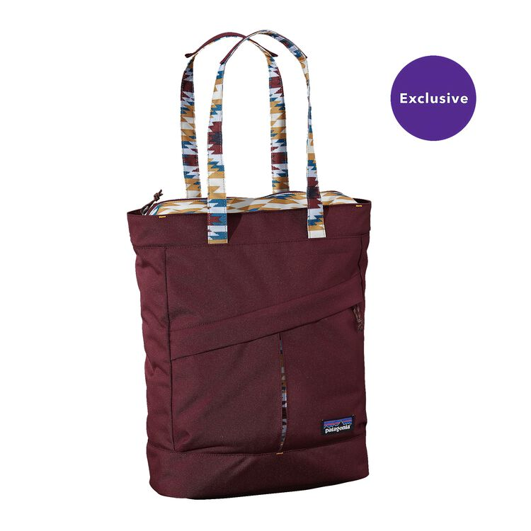 ARBOR TOTE 18L, Oxblood Red (OXRD)