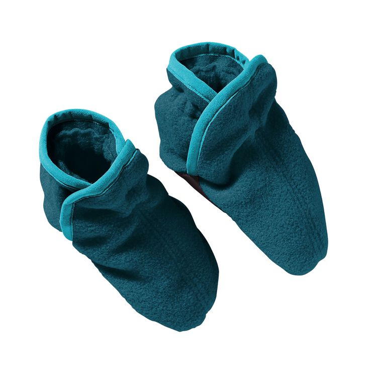 BABY SYNCH BOOTIES, Deep Sea Blue (DSE)