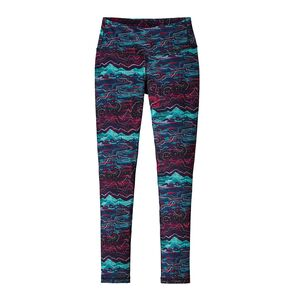 W's Centered Tights, Canyon Glades: Craft Pink (CYCP)