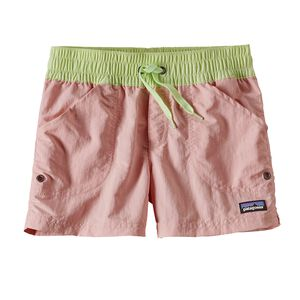 "Girls' Costa Rica Baggies™ Shorts - 3"", Feather Pink (FEAP)"