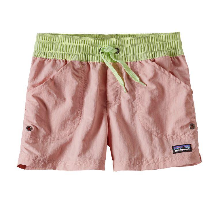 ガールズ・コスタリカ・バギーズ・ショーツ, Feather Pink (FEAP)