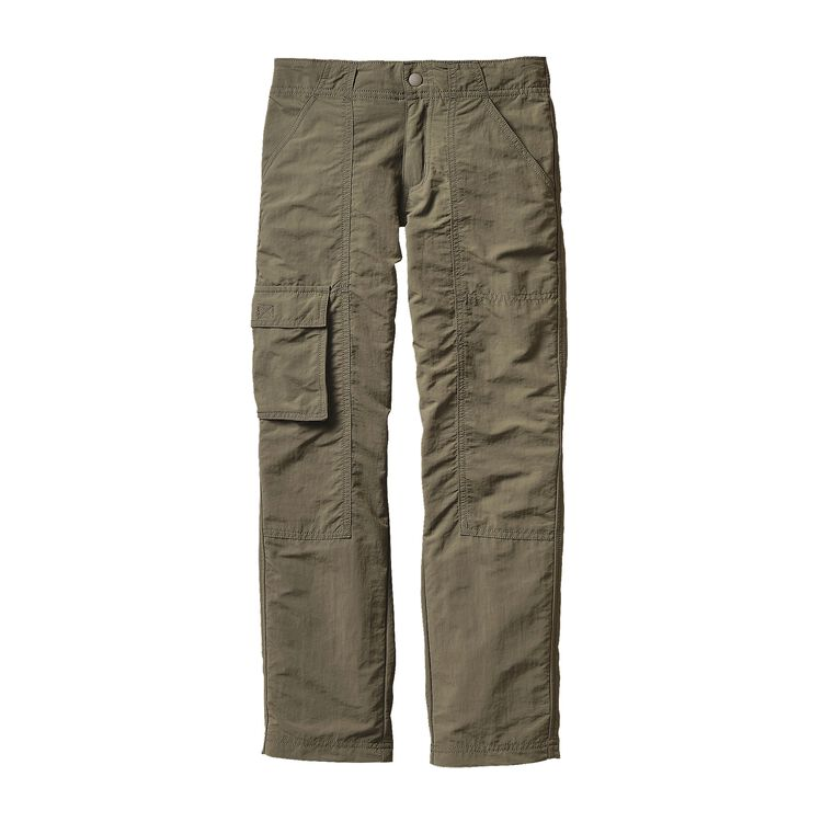 BOYS' BAGGIES CARGO PANTS, Light Bog (LBOG)