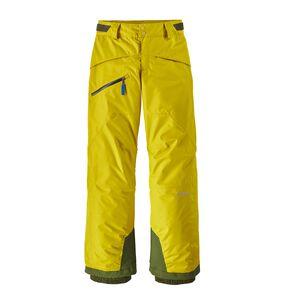 Boys' Snowshot Pants, Fluid Green (FLGR)