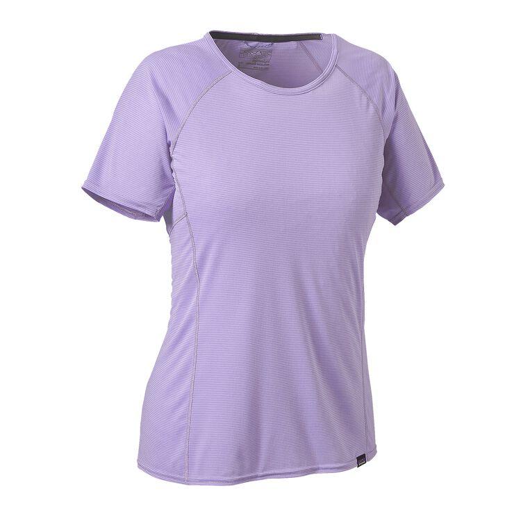 ウィメンズ・キャプリーン・ライトウェイト・Tシャツ, Petoskey Purple (PSKP)