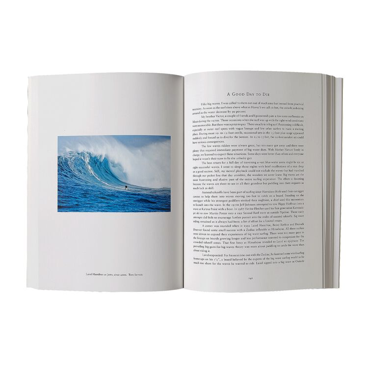 Surf is Where You Find It by Gerry Lopez (Patagonia published paperback book),