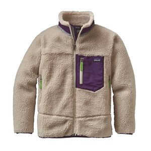 ボーイズ・レトロX・ジャケット, Natural w/Panther Purple (NAPP)