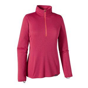 W's Capilene® Midweight Zip-Neck, Craft Pink (CFTP)