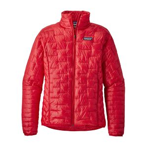 W's Micro Puff® Jacket, Maraschino (MRC)