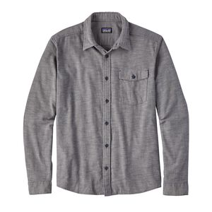 M'S LW FJORD FLANNEL SHIRT, Chambray: Navy Blue (CBYN)