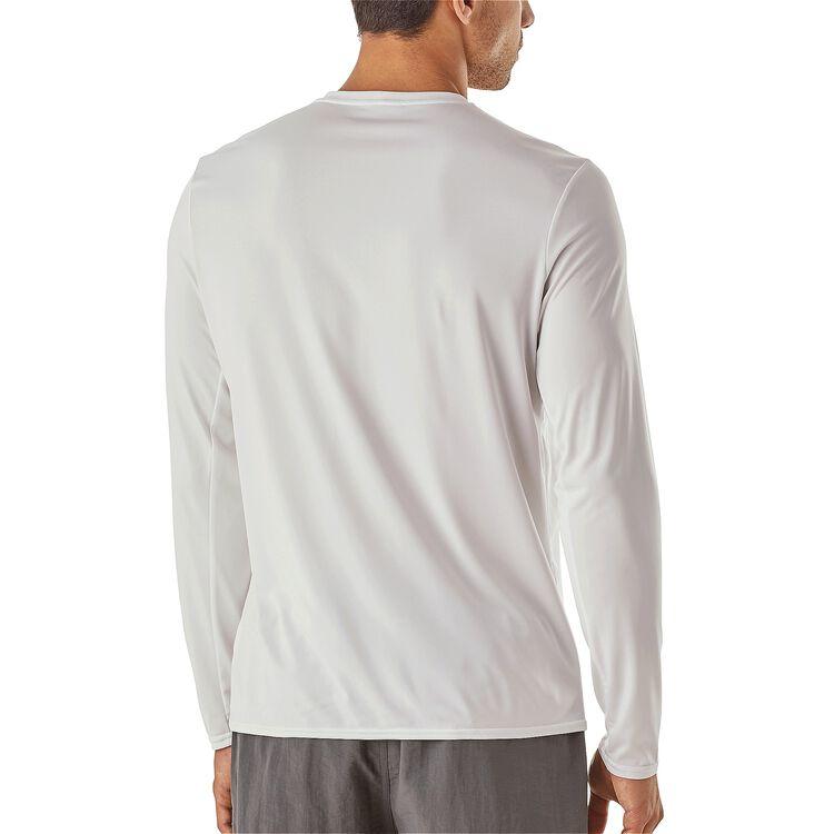 M's Capilene® Daily Long-Sleeved Graphic T-Shirt,