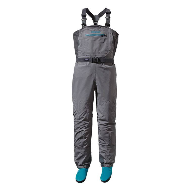 W'S SPRING RIVER WADERS - PETITE, Narwhal Grey (NHG-602)