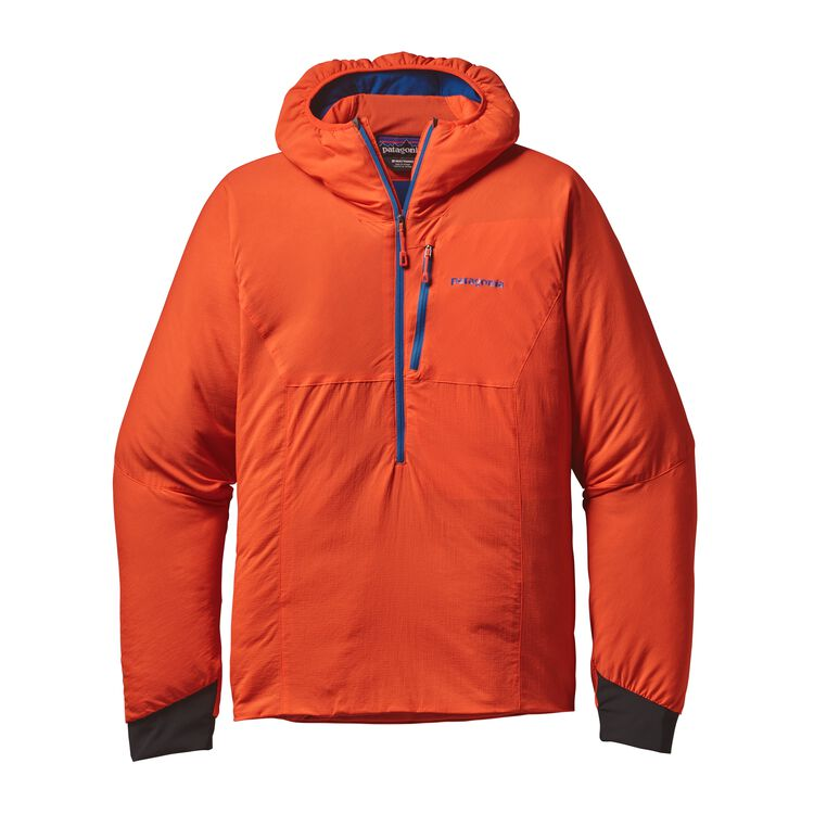 M'S NANO-AIR LIGHT HOODY, Campfire Orange (CMPO)