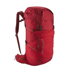 Nine Trails Backpack 36L, Classic Red (CSRD)