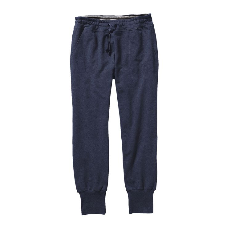 W'S AHNYA PANTS, Navy Blue (NVYB)